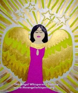Angel Painting by the angel whisperer