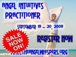 Angel Whisperer's course on sale